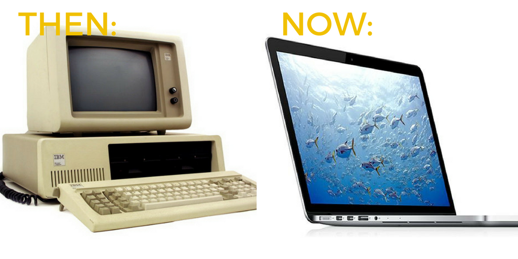 old tech vs new One of the ways to distinguish the difference between new and old communication technology is when the product is obsolete or public relations internship.