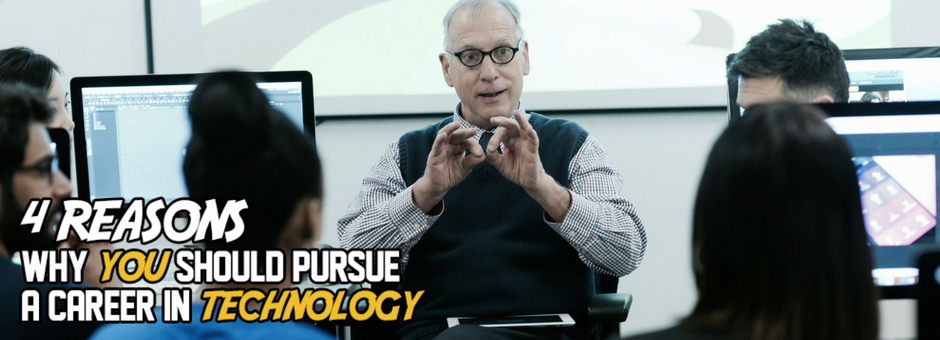 Touro Graduate School of Technology - Pursuing a Career in Technology