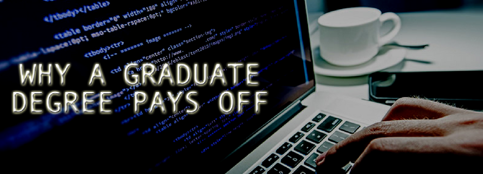 How a Master's Degree in Web Development Can Help Your Career