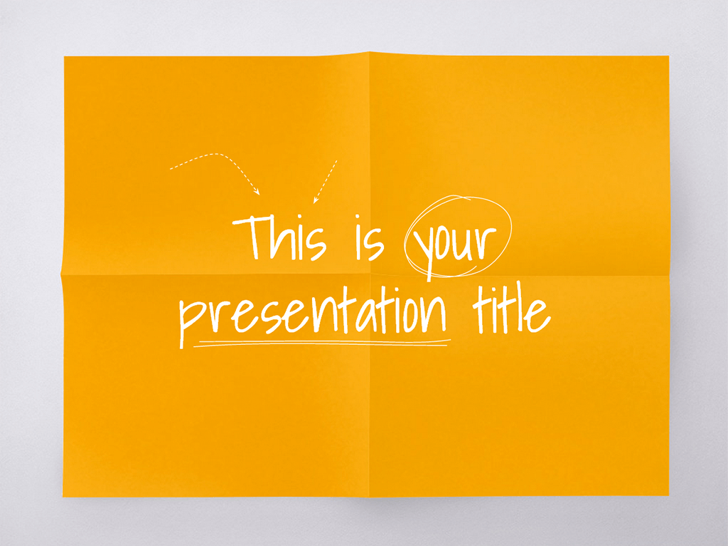 Pecha Kucha Presentation Design Elements
