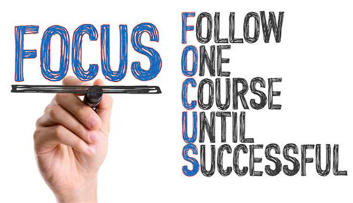 Stay Focused Touro Graduate School of Technology
