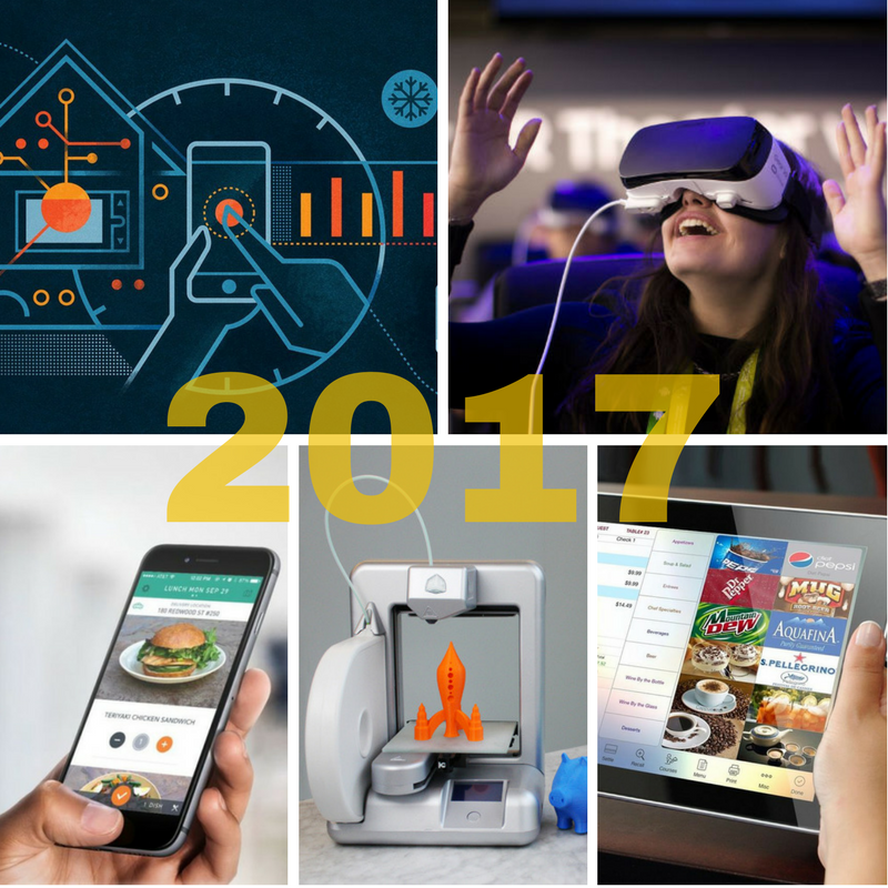 Featured Image for Tech Trends To Look Out for in 2017