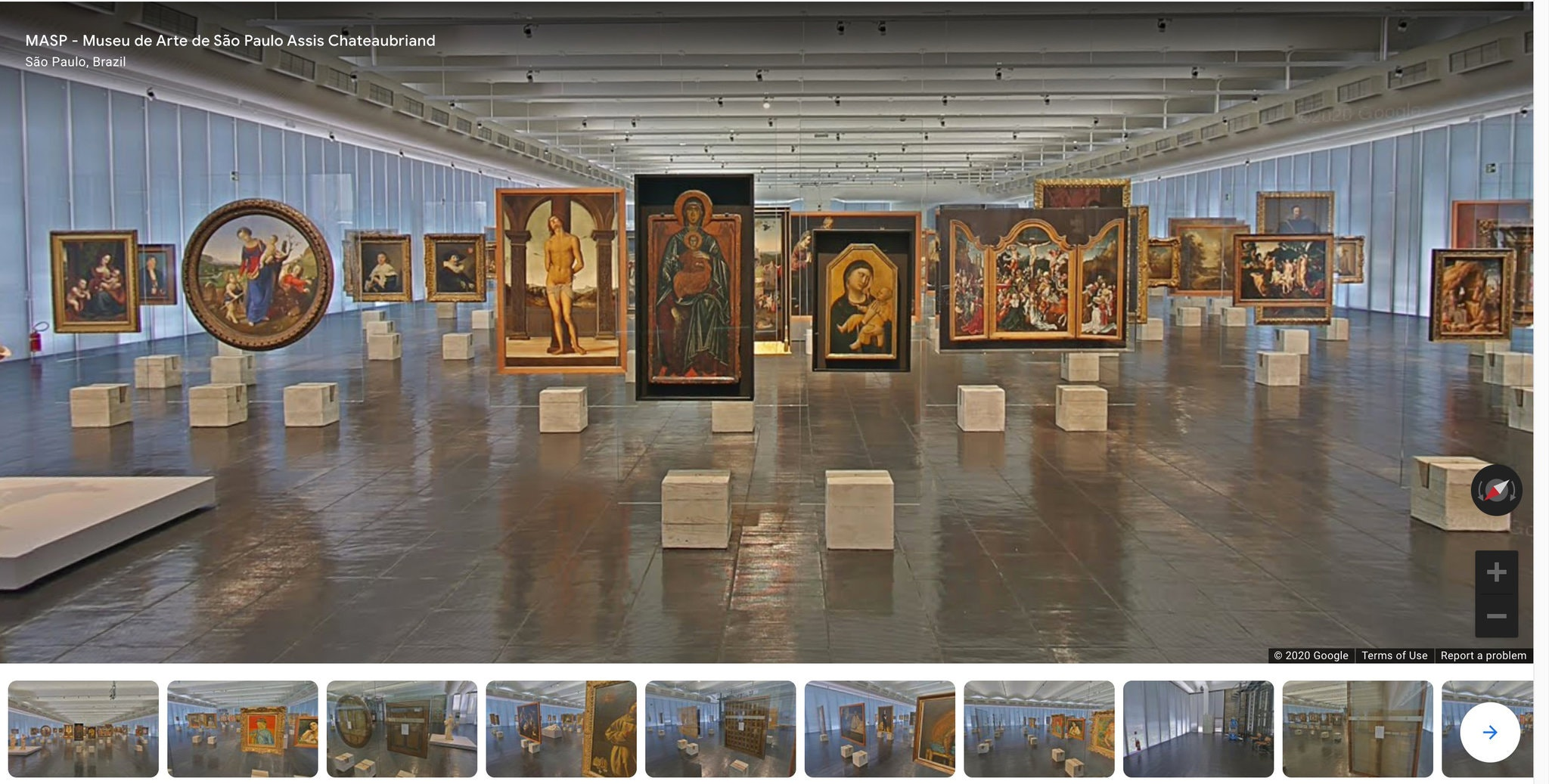 Featured Image for Travel from home: 13 virtual museums and galleries to tour