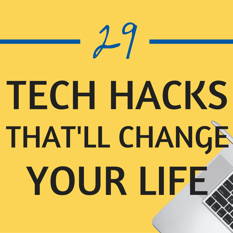 Featured Image for Top Tech Hacks That'll Make You Feel in Control