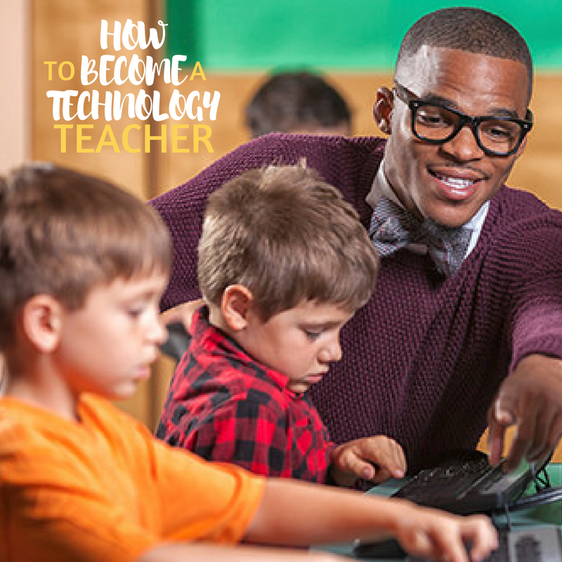 Featured Image for How To Become a Technology Teacher