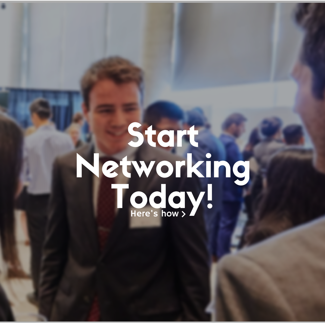 Featured Image for How To Master Tech Networking Events