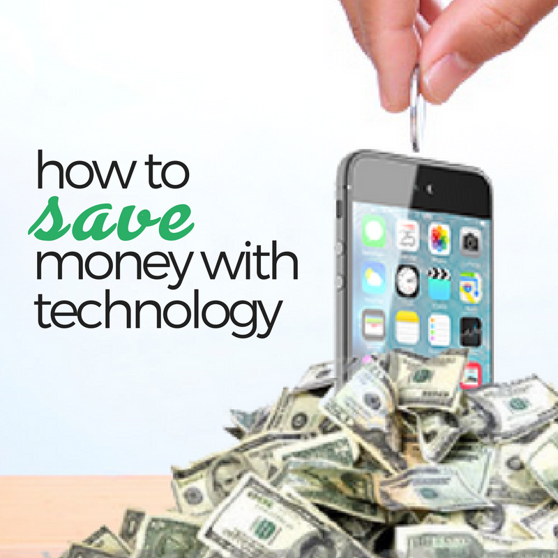 Featured Image for How To Save Money Using Technology
