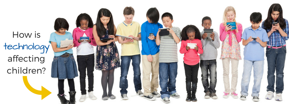 Featured Image for The Effects of Technology on Children