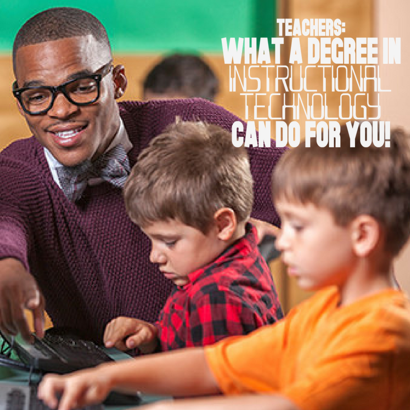Featured Image for How Teachers Benefit From a Master's Degree in Technology