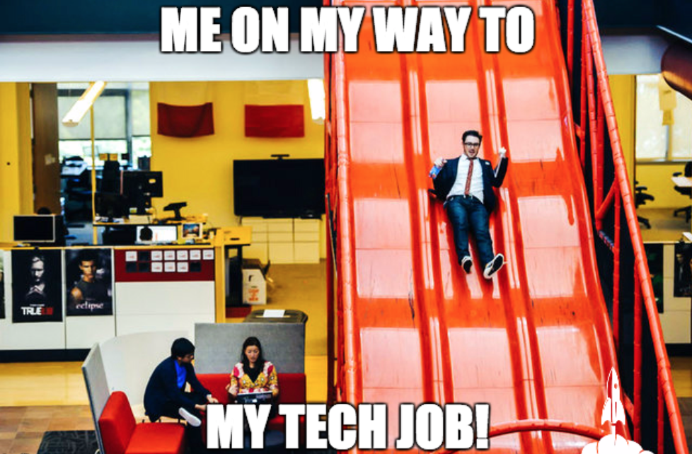 Featured Image for Why Your Next Job Should Be in Tech
